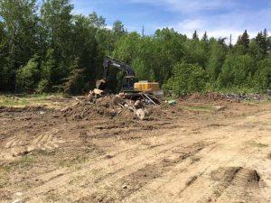 heavy dirt equipment