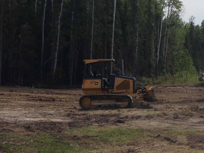 bulldozer equipment