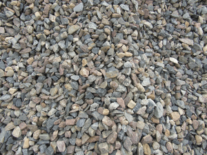 Crushed Rock - $50.00/yard